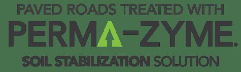 Perma-Zyme Paved Road Logo