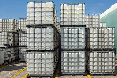 Polymer Soil Stabilization Totes